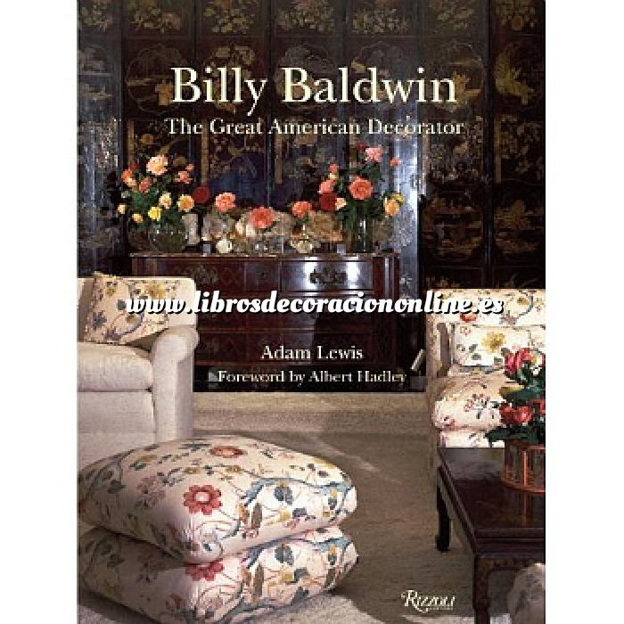 Imagen Decoradores e interioristas Billy baldwin. the great american decorator